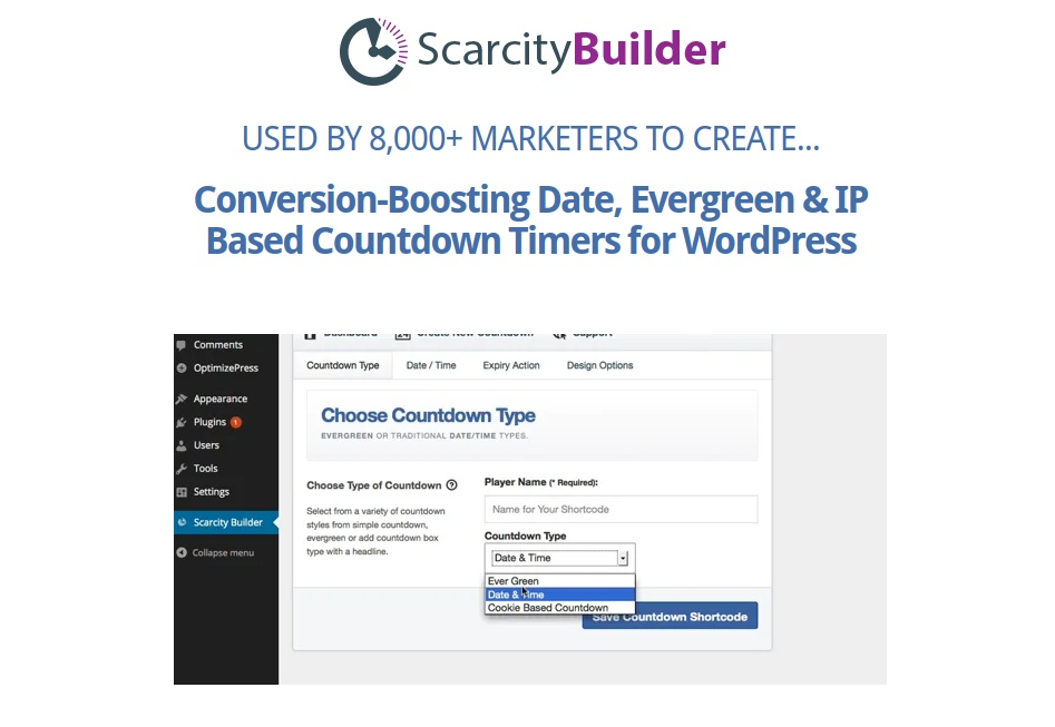 scarcity builder review