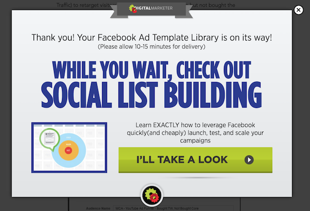 social list building
