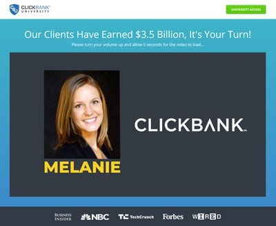 Clickbank University Is It Real