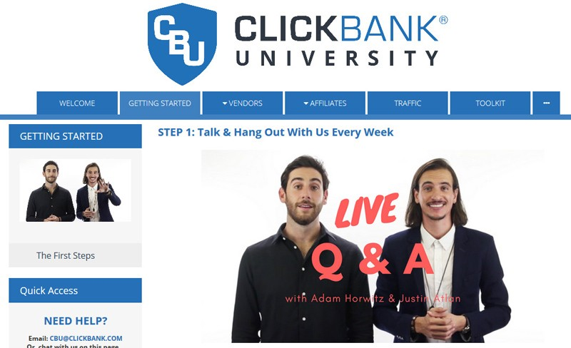 What to expect with Clickbank