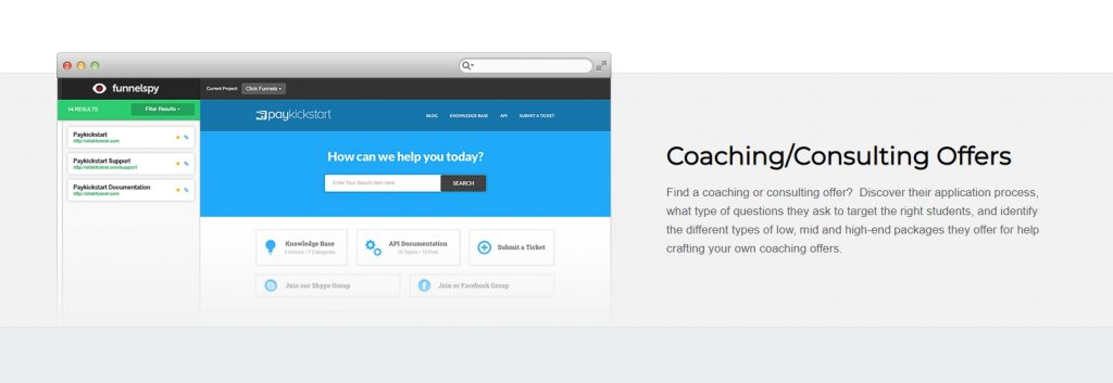Coaching And Consulting Offers