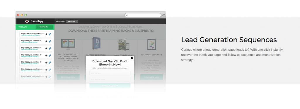 Lead Generation Sequence