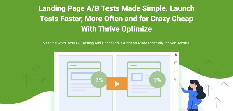 AB Testing - thrive